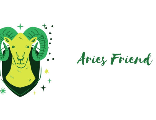 ARIES : FRIEND : AURA & THE ZODIAC